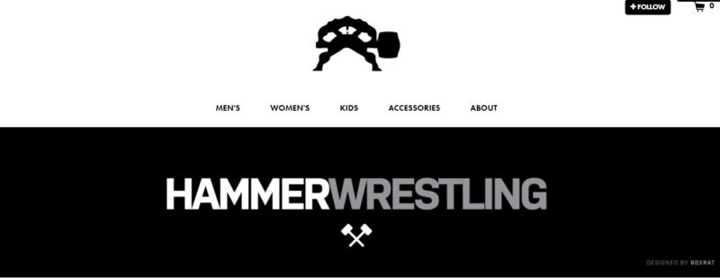 Hammer Wrestling Store