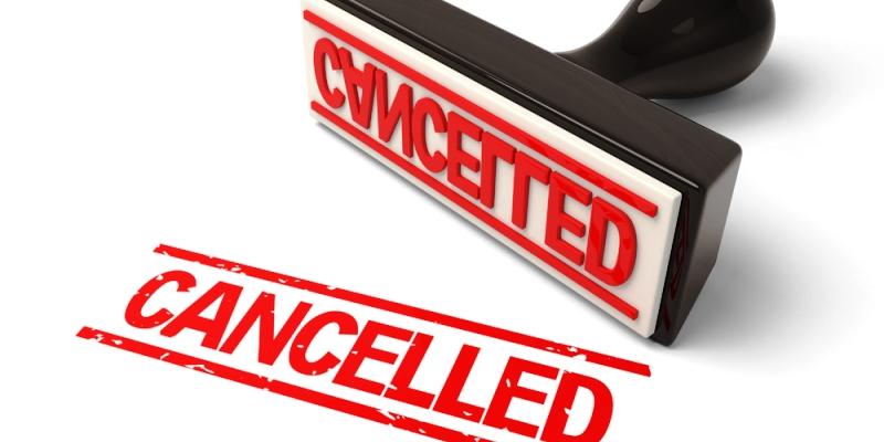 Cancelled f8e7b