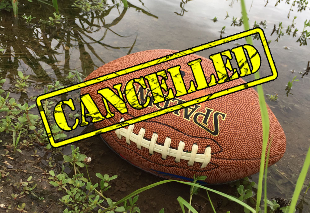 Football cancelled 79ef2