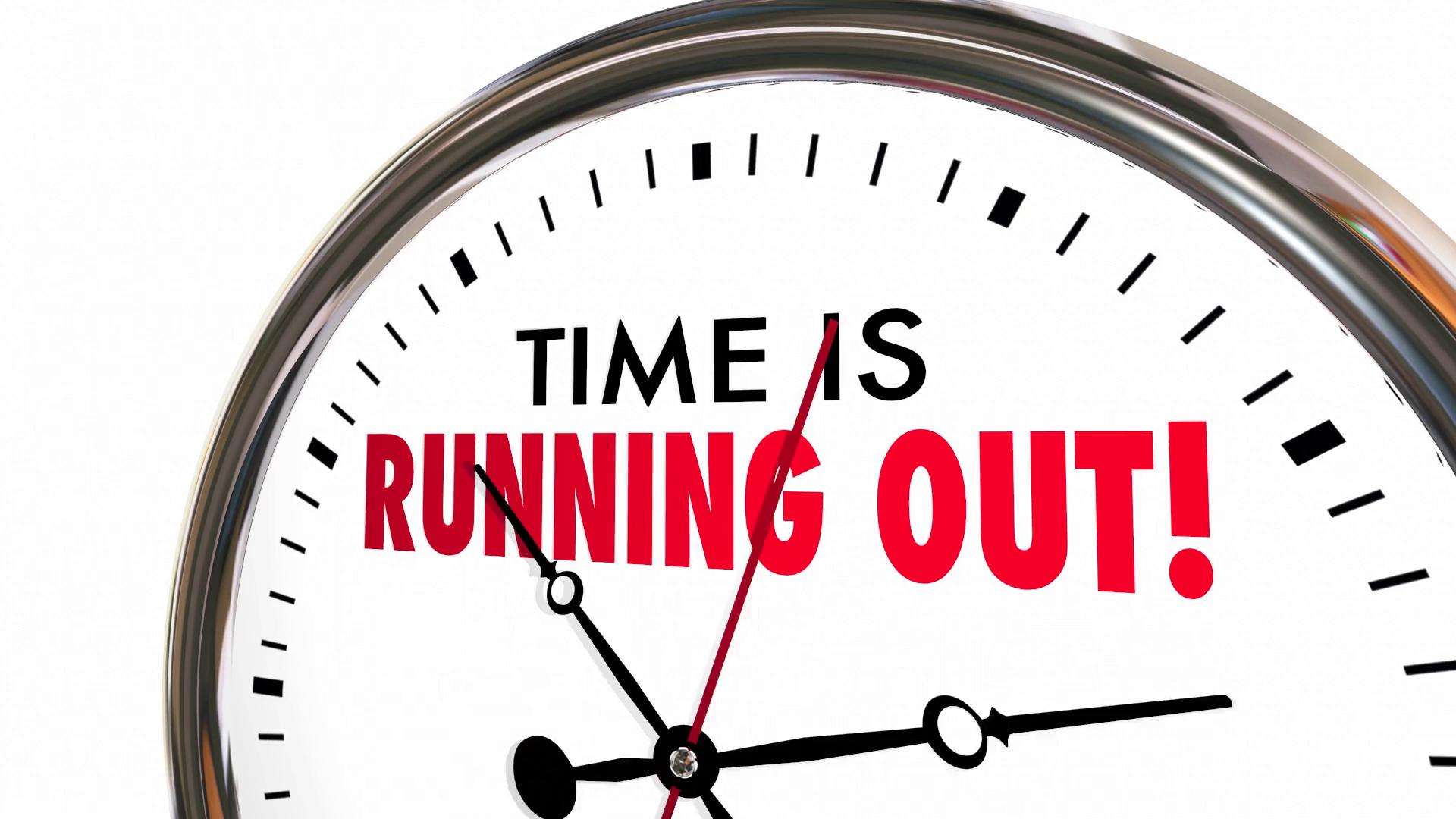 Videoblocks time is running out clock deadline ending soon 3 d animation hftneyrzw thumbnail full09 247cc