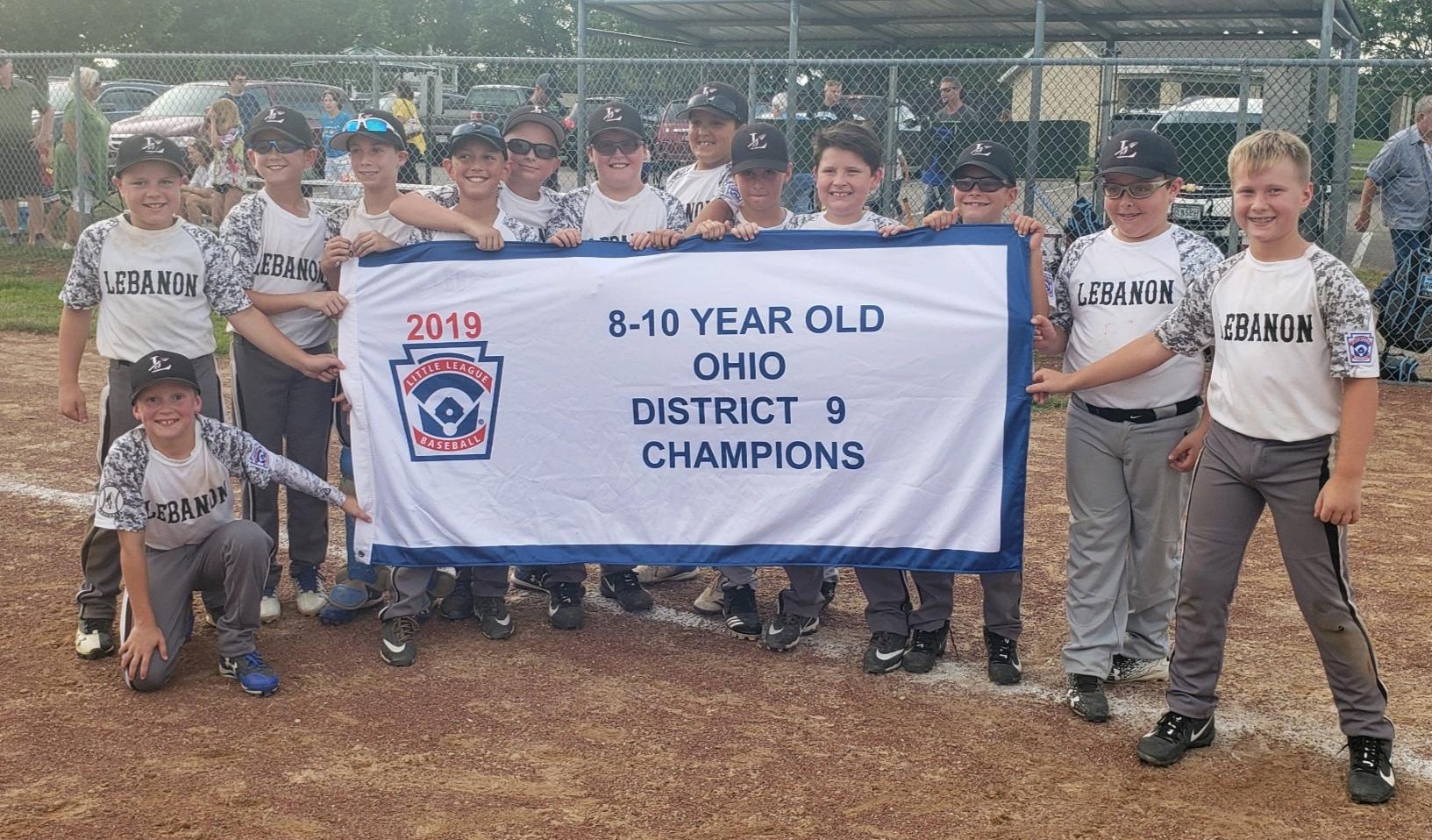District 9 Little League