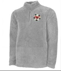 0004229 topsoccer newport fleece charles river jacket unisex 250 8d8e9